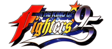 King of Fighters '95, The logo