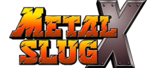 Metal Slug X : Super Vehicle-001 logo