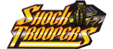 Shock Troopers logo