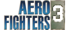 Aero Fighters 3 logo