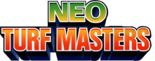 Neo Turf Masters : Big Tournament Golf logo