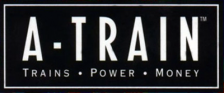 A-Train - Trains, Power, Money logo