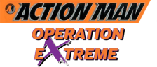 Action Man - Operation Extreme logo