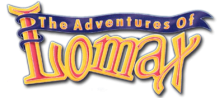 Adventures of Lomax, The logo
