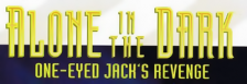 Alone in the Dark - One-Eyed Jack's Revenge logo