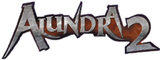 Alundra 2 - A New Legend Begins logo