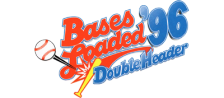 Bases Loaded '96 - Double Header logo