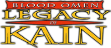 Blood Omen - Legacy of Kain logo
