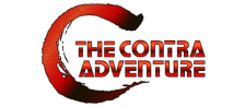 C - The Contra Adventure logo