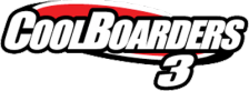 Cool Boarders 3 logo