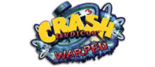 Crash Bandicoot 3 - Warped logo