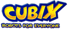 Cubix Robots for Everyone - Race 'n Robots logo