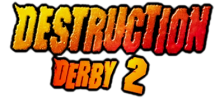 Destruction Derby 2 logo