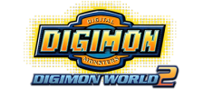 Digimon World 2 logo