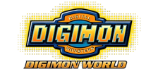 Digimon World logo