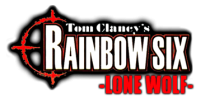 Tom Clancy's Rainbow Six - Lone Wolf logo