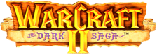 WarCraft II - The Dark Saga logo