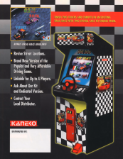 Great 1000 Miles Rally 2 : Mille Miglia 2 Coin Op Arcade cover artwork
