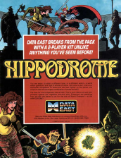 Hippodrome Coin Op Arcade cover artwork