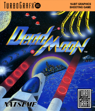 Dead Moon NEC TurboGrafx 16 cover artwork