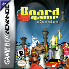 Board Game Classics Nintendo Game Boy Advance cover artwork