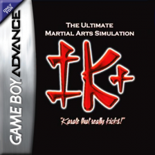 International Karate Plus Nintendo Game Boy Advance cover artwork