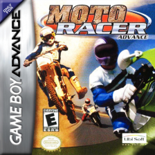 Motoracer Advance Nintendo Game Boy Advance cover artwork