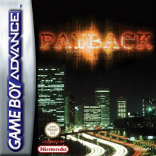 Payback Nintendo Game Boy Advance cover artwork