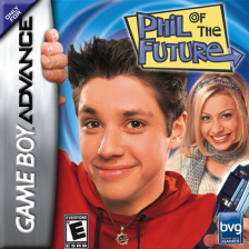 Phil of the Future Nintendo Game Boy Advance cover artwork