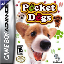 Pocket Dogs Nintendo Game Boy Advance cover artwork