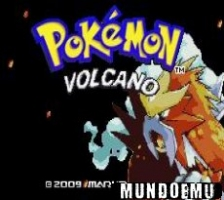 Pokemon Volcano Nintendo Game Boy Advance cover artwork