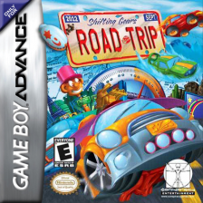 Road Trip - Shifting Gears Nintendo Game Boy Advance cover artwork