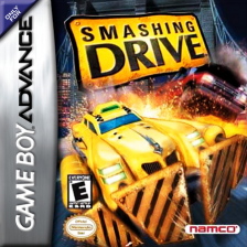 Smashing Drive Nintendo Game Boy Advance cover artwork