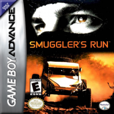 Smuggler's Run Nintendo Game Boy Advance cover artwork