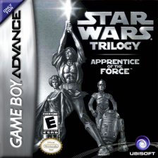 Star Wars Trilogy - Apprentice of the Force Nintendo Game Boy Advance cover artwork
