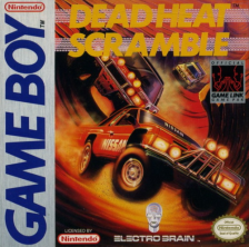 Dead Heat Scramble Nintendo Game Boy cover artwork