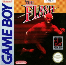 Flash, The Nintendo Game Boy cover artwork