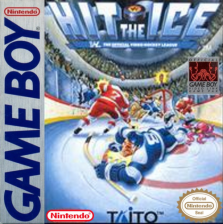 Hit the Ice Nintendo Game Boy cover artwork