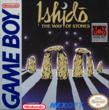 Ishido - The Way of Stones Nintendo Game Boy cover artwork