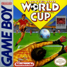 Nintendo World Cup Nintendo Game Boy cover artwork
