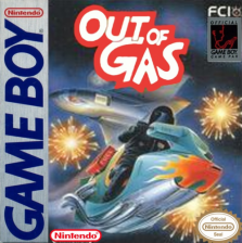 Out of Gas Nintendo Game Boy cover artwork