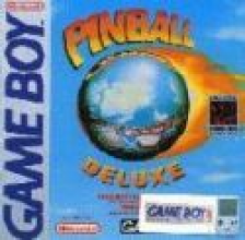 Pinball Deluxe Nintendo Game Boy cover artwork