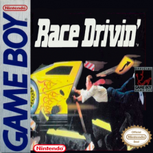 Race Drivin' Nintendo Game Boy cover artwork