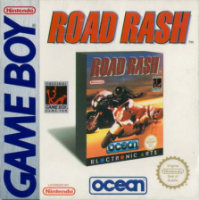 Road Rash Nintendo Game Boy cover artwork