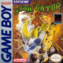 Tail 'Gator Nintendo Game Boy cover artwork