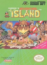 Adventure Island Classic Nintendo NES cover artwork