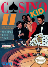 Casino Kid II Nintendo NES cover artwork