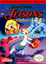 Jetsons, The - Cogswell's Caper Nintendo NES cover artwork