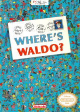 Where's Waldo Nintendo NES cover artwork
