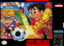 Adventures of Kid Kleets, The Nintendo Super NES cover artwork